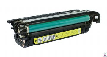 HP 648A Yellow Refurbished Toner Cartridge (CE262A)